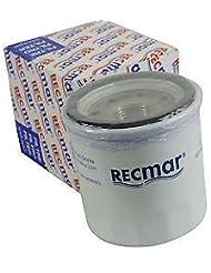 Recmar filtre à huile Yamaha hors-bord 9. 9152025HP Remplace 5Gh-13440–00Moteur de bateau