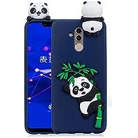Everainy Huawei Mate 20 Lite Silikon Hülle Ultra Slim 3D Panda Muster Ultradünn Hüllen Handyhülle Gummi Case Huawei... preisvergleich bei billige-tabletten.eu