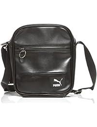 380cfab2c Puma Originals Portable Bolsa, Color Puma Black, tamaño Talla única