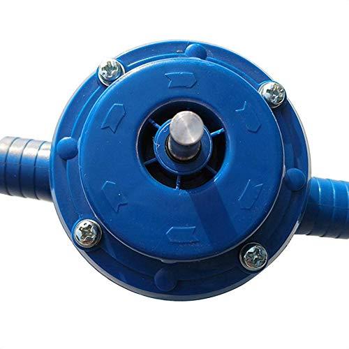 Level Mehrzweck selbstansaugend Handbohrmaschine Wasserpumpe Tragbare Mini-Garten-Kreiselpumpe für Heim