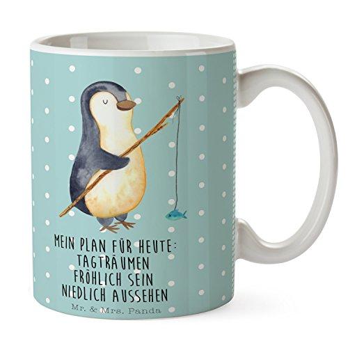 41EKl4i0ZNL Tasse mit Pinguin Motiv