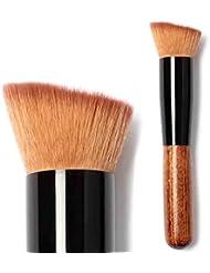 Pinceau Maquillage GongzhuMM Pinceau à Fond de Teint Pinceaux de Maquillage Professionnel Brush Cosmétique Outil pour les Poudres, Anticernes, Contours, Fonds de Teints