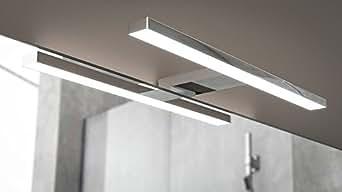 Led lampe cm 30 spiegelleuchte bilderleuchte wandleuchte - Amazon illuminazione bagno ...