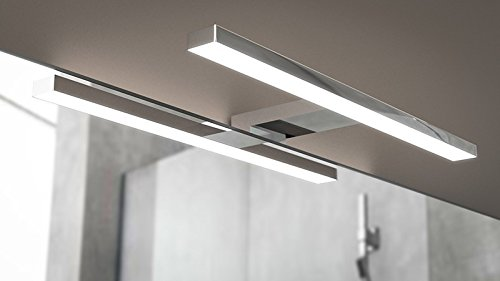 Lampe LED CM 30 Pour Salle de Bain Miroir Lumière Applique Luminaire Eclairage FORTUNA