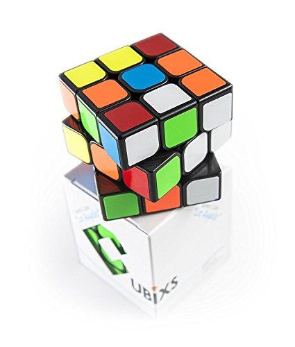 3x3 Zauberwürfel - Original Cubixs Speedcube - Typ Los Angeles - mit optimierten Dreheigenschaften für - 3 Würfel