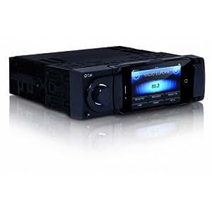 Oxygen O-Car Autoradio (4 x 55 Watt, RDS-Tuner) für Apple iPhone 3G/3GS/4/4S