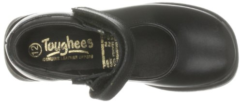 Toughees Shoes Vivianne, Chaussures Fille Noir (Noir-V.6)