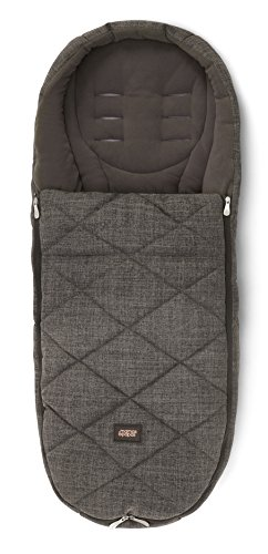 Mamas & Papas 1277T1402 Cold Weather Plus Pushchair/Buggy Footmuff, Pram/Pushchair/Buggy/Baby Travel Accessory – Chestnut 41EKpLMgtiL