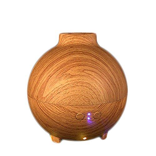 HOX Luftbefeuchter Maserung Aromatherapie - Maschine,Flache Holz