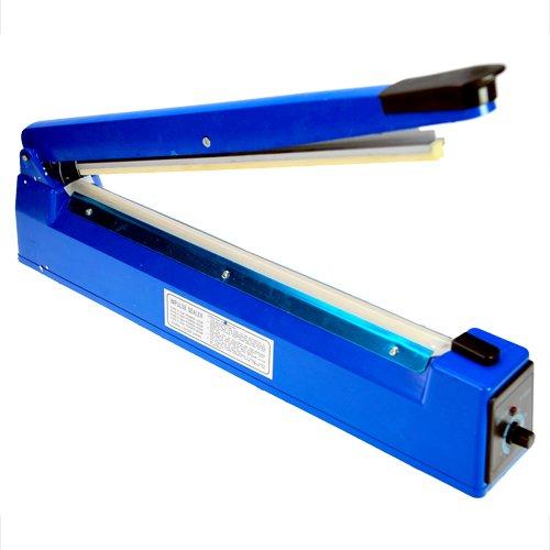 600W Folienschweißgerät Impulse Sealer 400x2mm Balkenschweißgerät