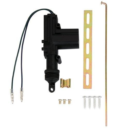 TOOGOO(R) Universal ZV-Stellmotor Stellmotor fuer Zentralverriegelung 12V Auto Verschluss