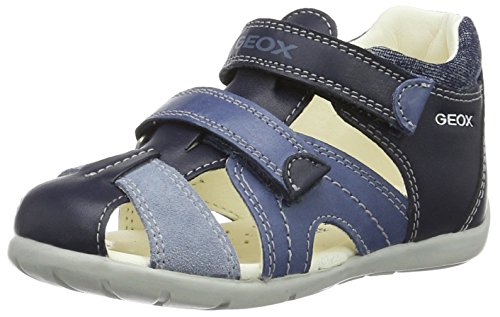 Geox B Kaytan C Scarpe Walking Baby, Bambino Blu (Navy/Lt Bluec0693)