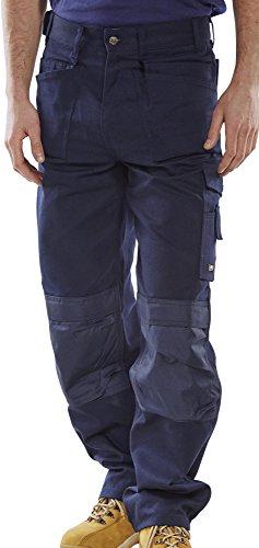 click-premium-multi-purpose-trousers-navy-blue-38-tall-leg