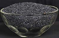 Pmw® - Grade A Quality - Food Grade - Black Sesame Seeds - Til - Cleaned & Sortex Quality - 250 Grams - Nuvvulu