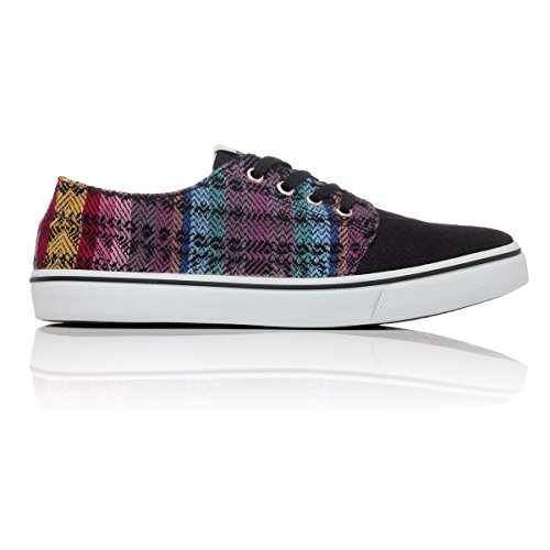 Chaussures basses mixtes OXFORD Multicolore