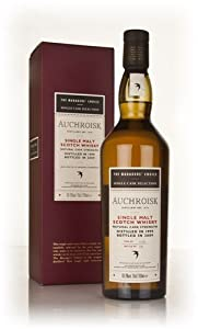 Auchroisk 1999 - Managers Choice Single Malt Whisky from Auchroisk