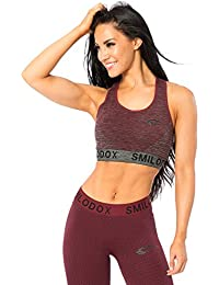 Smilodox Damen Seamless Sport BH Shade