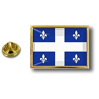Akacha pins pin's Flag National Badge Metal Lapel hat Button Vest Canada Quebec