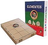 ELEMENTOS - Schnelles Strategiespiel aus Holz für 2 Spieler