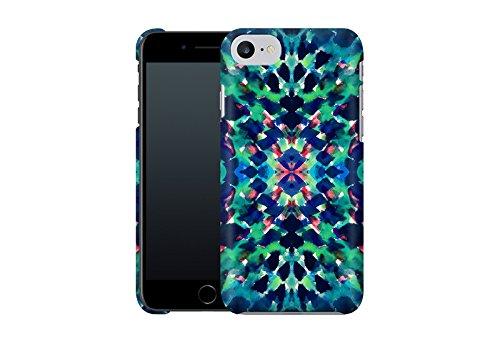 Handyhülle mit Abstract-Design: iPhone 7 Hülle / aus recyceltem PET / robuste Schutzhülle / Stylisches & umweltfreundliches iPhone 7 Case - Apple iPhone 7 Schutzhülle: Colorflash 3 von Mareike Böhmer Water Dream von Amy Sia