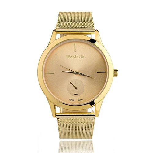 Vovotrade Aleación de reloj de la correa unisex de estilo minimalista reloj...