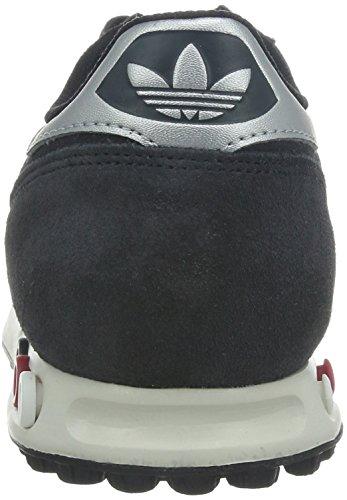adidas Originals la Trainer, Sneaker Unisex-Adulto grigio (Grau (ALUMINUM / METALLIC SILVER / WHITE VAPOUR S11))