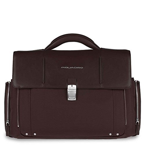 GENUINE PIQUADRO Organized computer briefcase - CA1045LK-TM