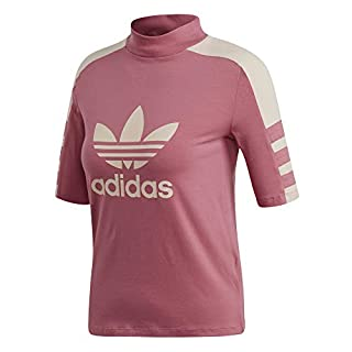 adidas Tshirt T-Shirt, Damen, Rot (ATRA)