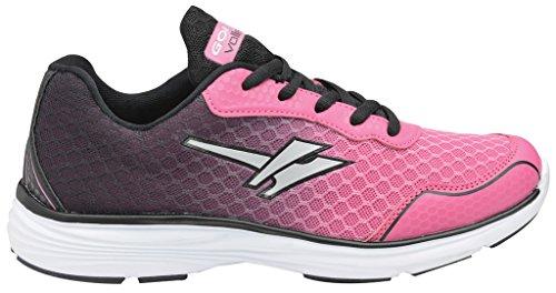 Da donna gola Active Vallis Trainer Pink/Black