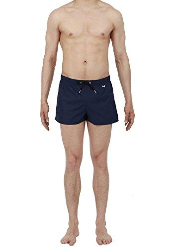 HOM Splash Beach Shorts 2er Pack navy L -