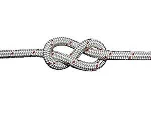 Schot-Tauwerk-Allroundleine 14mm Kennung rot 40m Schot,Seil,Tau,Tauwerk,Festmacher,Ankerleine