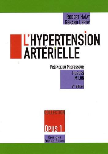 L'hypertension artérielle