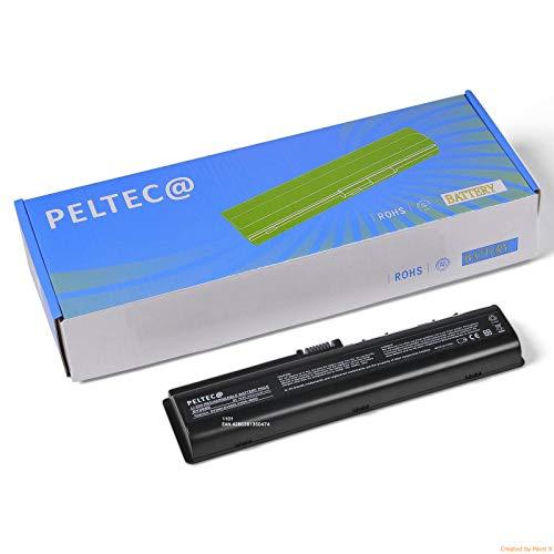 PELTEC@ Premium Notebook Laptop Akku für HP Pavilion G7000 DV6000 DV2000 DV2500 DV2600 DV2700 DV2800 DV6200 DV6500 DV6700 DV2100 DV2400 DV2900 DV6100 DV6400 DV6600 DV6800 DV6900 DX6600 DX6700 G6000; Presario F700 F500 V3000 V6000 V6500 4400mAh 48WH (Laptop Akku Dv6500)