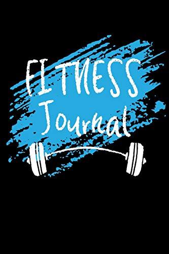 Fitness Journal: Blank Lined Gym Notebook: 16 por Dartan Creations