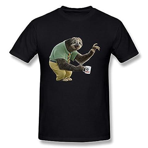 YungGoo T-shirt - T-Shirt - Homme - Noir - X-Small