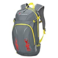 Mardingtop Waterproof Bike Backpack for Cycling Riding Running Hiking Camping Mountaineering Outdoor Sport Shoulder Bag Hydration