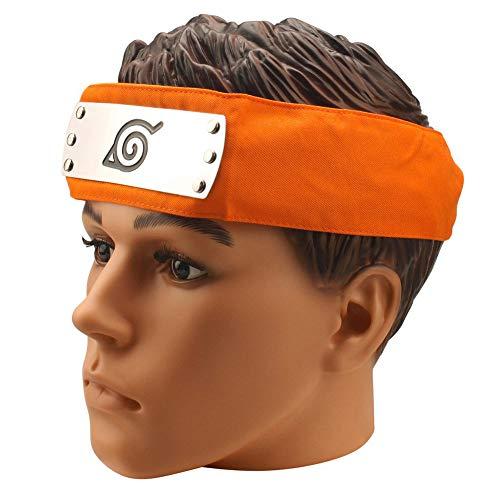 Mtxc Naruto Cosplay Accesorios Uzumaki Naruto Konoha