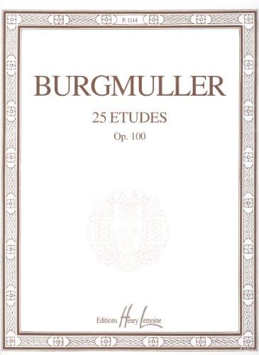 Etudes Op.100 (25)