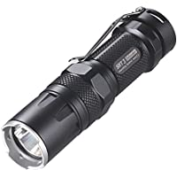 NiteCore Torcia elettrica SRT3 Defender army - Smart Ring Tactical