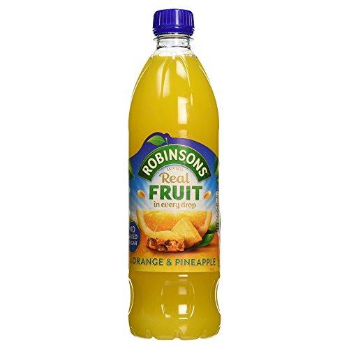 Robinsons Orange & Pineapple No Added Sugar Squash 1000G