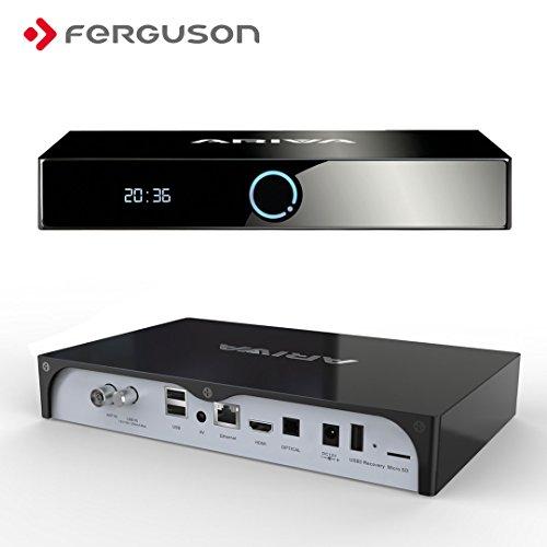 Ferguson  Ariva 4K - Receptor UHD