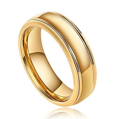 epinki-tungsten-ring-mens-wedding-bands-double-lines-round-gold-size-8