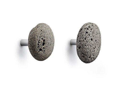 Normann Copenhagen 103000 Stone Hooks, Wandhaken (Stein-design)