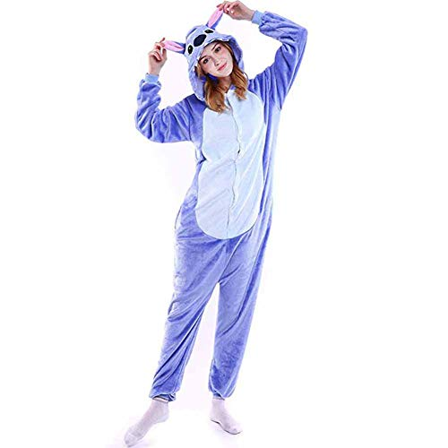 Stitch Onesie Christmas Cosplay Disfraces Halloween