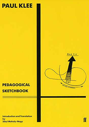Pedagogical Sketchbook por P Klee