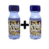 CCDS Liquid Food Essence Banana Flavour 20 ML Set of 2