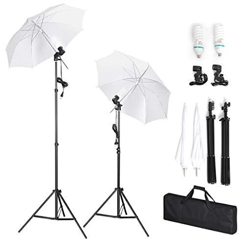 Kit de iluminación Amzdeal para estudio fotográfico por sólo 22,39€ con el #código: Q8NX54L3