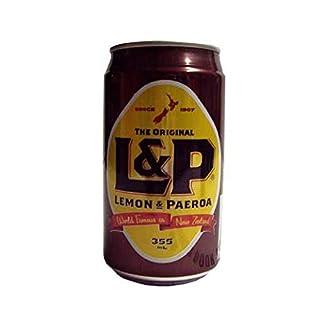 L&P Lemonade 355ml (Pack of 6)