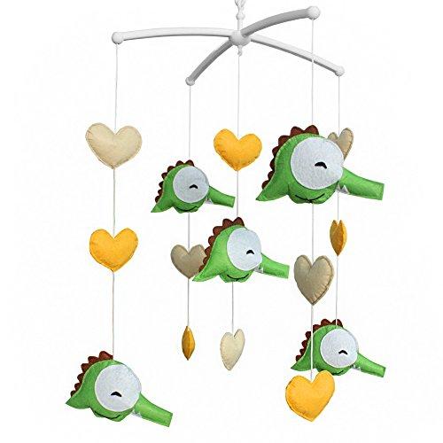 Wind-up Krippe Mobile, hängende Baby-Karikatur Spielzeug, Geburtstagsgeschenk (Wind-up-krippe-mobile)