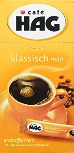 Hag klassisch mild, Sticks, 10er Pack (10 x 18 g)